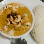 Yellow Curry Lunch Special