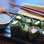 Vegetable Fresh Roll