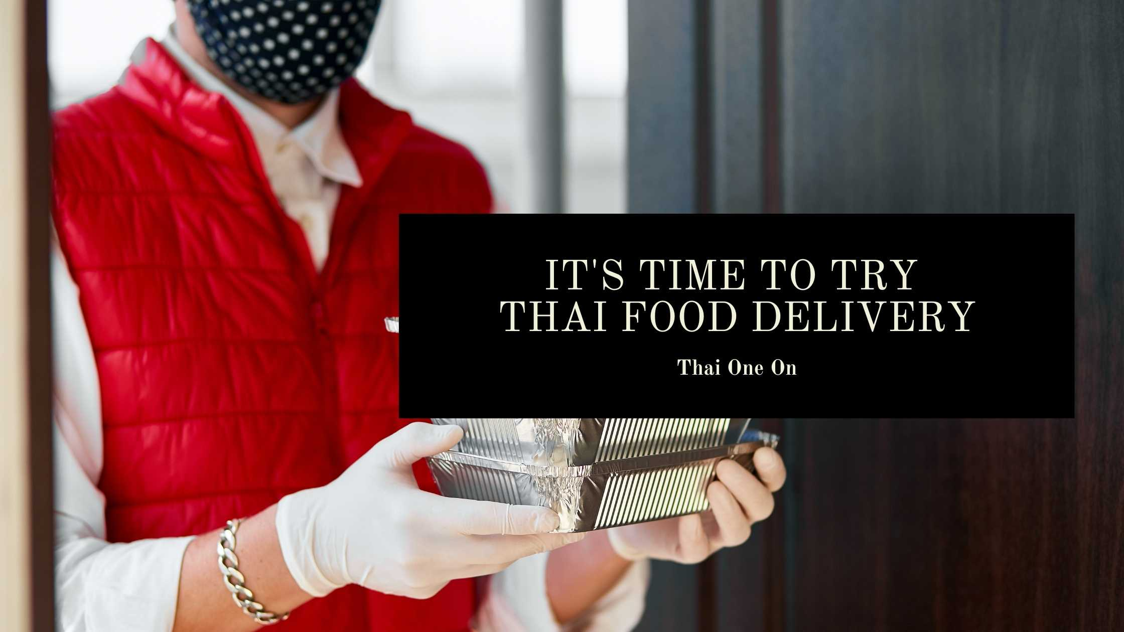 Thai Food Delivery