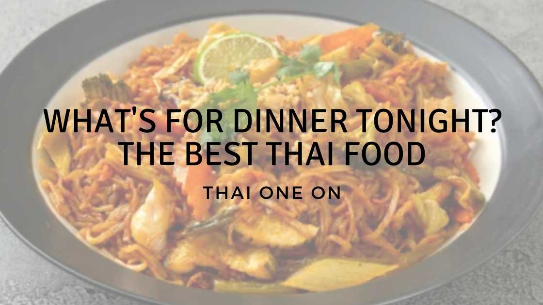 best Thai food near me
